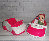 Кукла LOL ЛОЛ с машинкой, фото 3