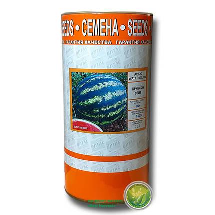 Семена арбуза «Кримсон Свит» 500 г, инкрустированные (Vitas), фото 2