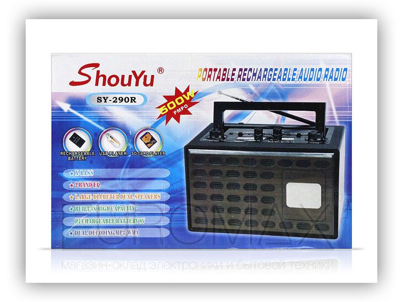 Радиоприемник ShowYu SY-290R 24шт 9790