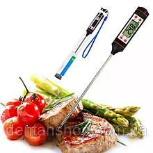 Кухонный термометр для мяса, молока, овощей TP-101+ (-50 ... +300 ºC) C функциями Hold, C/F и Max/Min