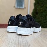 Кросівки розпродаж АКЦІЯ 750 грн Adidas Falcon 40й(25,5 см), 41й(26см) останні розміри люкс копія, фото 5