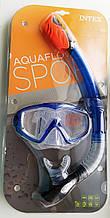 Набір для плавання Intex 55962 розмір XXL, (14+), обхват голови ≈ 59 см, синій