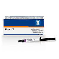 Fissurit FX, 2 шприца по 2,5 г, средство для герметизации фиссур, Voco