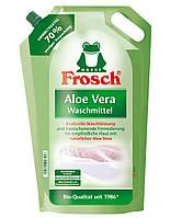 Гель для стирки Frosch Waschmittel Aloe Vera 1,8L