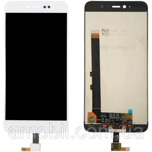 Дисплей + Сенсор Xiaomi Redmi Note 5A Prime white orig