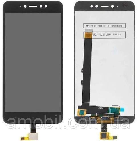 Дисплей + Сенсор Xiaomi Redmi Note 5A Prime black orig