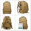 Рюкзак штурмовой Assault Backpack 3-Day 35L, фото 10
