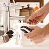 Стайлер Gemei Gm-582 набор для стрижки волос и бороды, фото 6