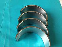 Вкладыши шатунные двигателя ЯМЗ-238 сталь/бронза