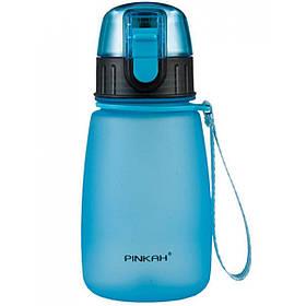 Бутылка для воды Pinkah TRITAN Sports PJ-748T 460 мл Blue
