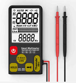 Мультиметр тестер цифровой Smart 33D-Z 7044