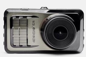 Видеорегистратор автомобильный авторегистратор DVR E-26 Full HD 1080P Black