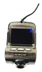Видеорегистратор автомобильный авторегистратор DVR V1 6743  WIF с двумя камерами Black