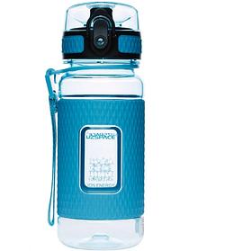 Бутылка для воды спортивная UZspace Diamond 5043 370 мл Blue