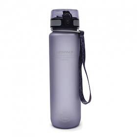 Бутылка для воды Uzspace 3038 1000 мл Grey