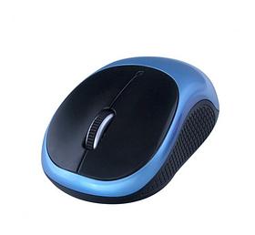 Мышка беспроводная оптическая HLV G-185 6973 Вlack/Blue
