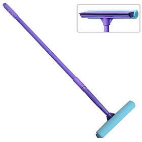 Швабра для мытья окон с телескопической ручкой Stenson R84113
