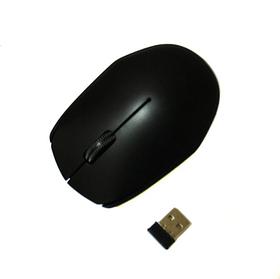 Мышка беспроводная оптическая HLV Mouse 218 Black