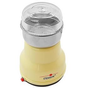Кофемолка электрическая Stenson ME-3555 180W Cream