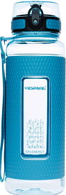 Бутылка для воды спортивная UZspace Diamond 5046 950 мл Blue