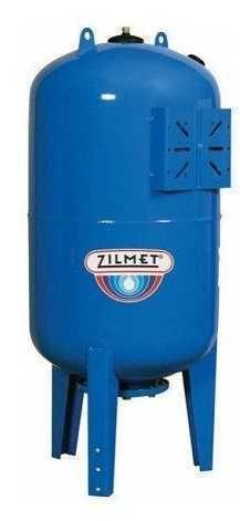 Гидроаккумулятор   60л ZILMET ultra-pro 10bar ВЕРТ.