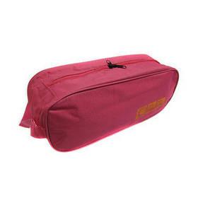 Органайзер дорожній сумка чохол для взуття HLV R15626 35х12х9 см Pink