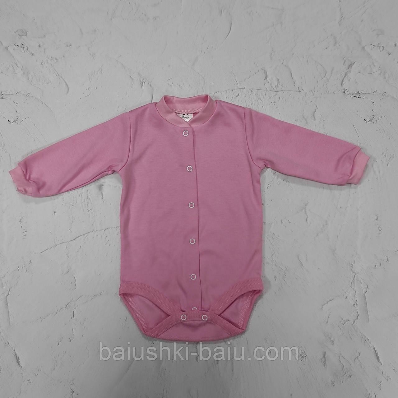 Боді для немовляти (байковий)