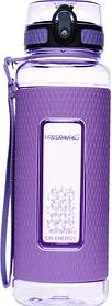 Бутылка для воды спортивная UZspace Diamond 5046 950 мл Purple119649