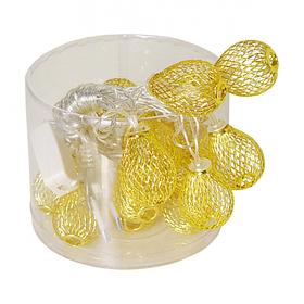 Світлодіодна гірлянда Xmas Golden Lamp 7400 20 LED 4 м Yellow