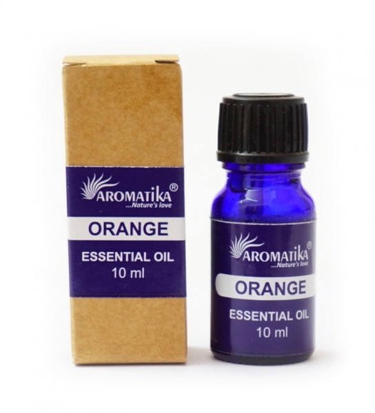 Ефірне масло Апельсин Aromatika Oil Orange 10ml.