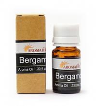 Эфирное масло Бергамот Aromatika Oil Bergamot 10ml.