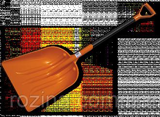 Лопата універсальна пластикова з металевим держаком, KT-CXG809-M