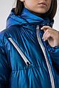 Детская демисезонная куртка на девочку тм Barbarris DEF Размеры 134-164, фото 4