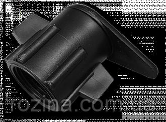 """Старт-Коннектор для плоского шланга. РВ 1/2"""". діаметр 3/8"""", DSTA11-34L"""