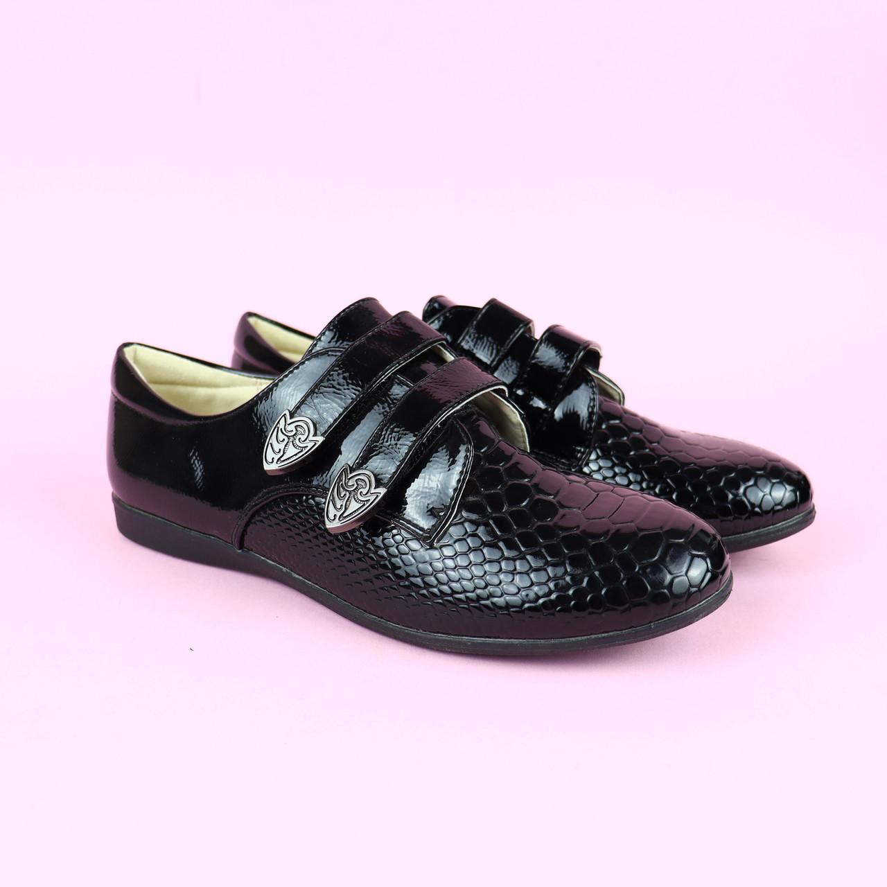 Туфлі на дівчинку, шкільна дитяче взуття тм Тому.m р. 36,37
