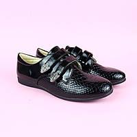 Туфлі на дівчинку, шкільна дитяче взуття тм Тому.m р. 36,37, фото 1