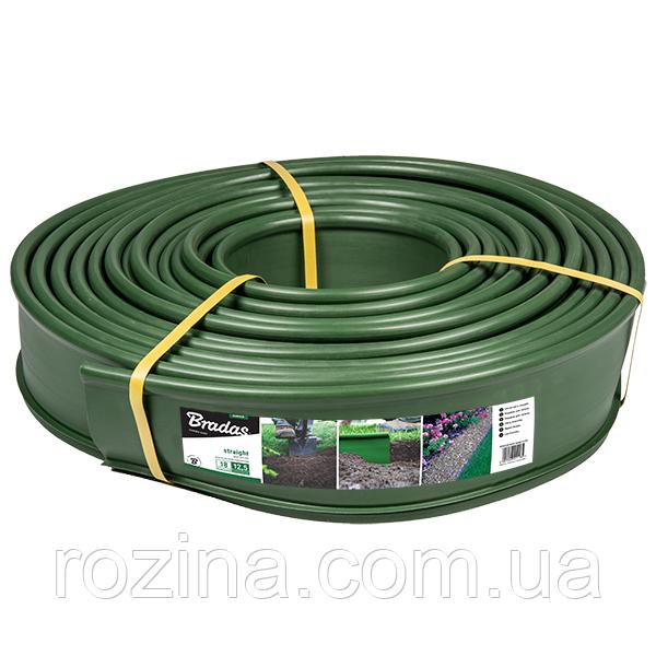 Бордюр, 18м*12,5см, зеленый, OBKG18125