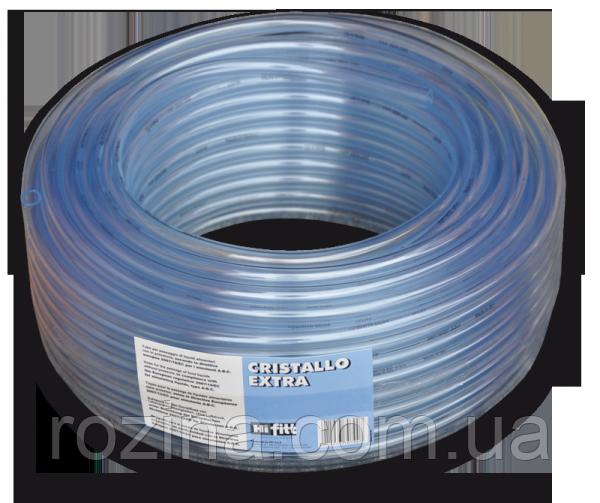 Шланг прозорий игелитовый, CRISTALLO EXTRA, 15*2 мм, IGCE15*19/50