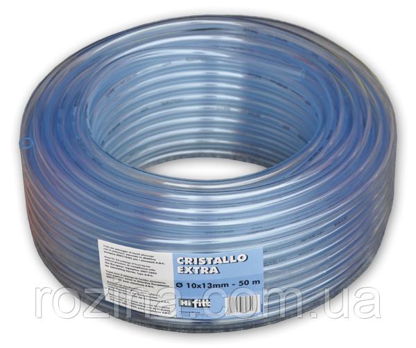 Шланг прозорий игелитовый, CRISTALLO EXTRA 32*4 мм, IGCE32*40/25