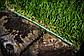 Бордюр газонний прямої з жолобком для проводу, 18м х 12,5 см, чорний, OBKBC18125, фото 3