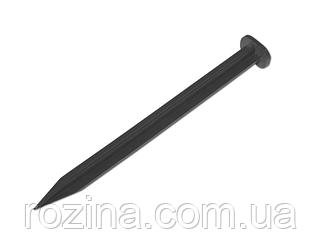 Кілочок для кріплення бордюру до грунту, 25см, RIM-BORD, OBKT25/10