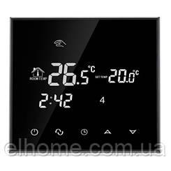 Програмований терморегулятор WARM LIFE Black