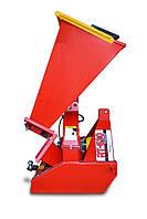 Щепорез Remet RT-630 для трактора (120 мм, 15 к. с., 4 ножа, ВМО), фото 4