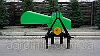 Подрібнювач гілок Grunwelt GW-130/6 (110 мм, 6 ножів, ВОМ, 25 л. с.), фото 6