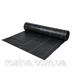 Агроткань проти бур'янів, BLACK, 135г, 0,6х100м, ATBK13506100