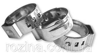 Хомут затискний, W304, 10,8-13,3 mm / 7mm, BY449-133