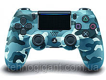 Джойстик геймпад Sony PS 4 DualShock 4 Wireless Controller Blue Camouflage ( камуфляж ) репліка