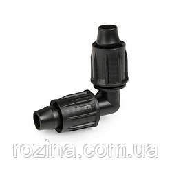 Колено QJ для труб диаметром 16 мм, DSWAQJ-K16
