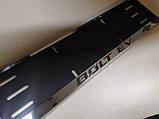 Номерная рамка для авто Chevrolet Bolt, фото 2
