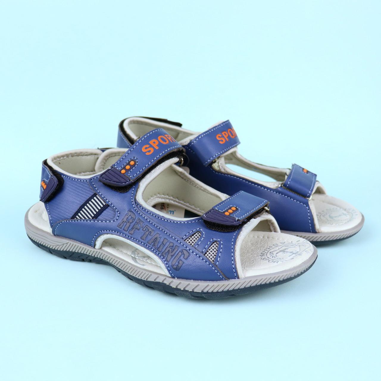 Підліткові босоніжки, сандалі на хлопчика тм Tom р. 37,39